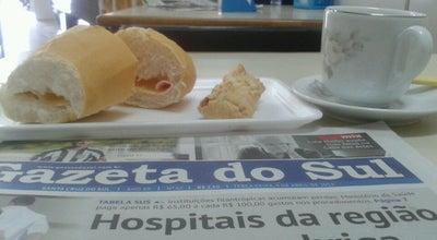 Photo of Bakery Padaria Sehnem at Santa Cruz do Sul, Brazil
