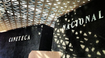 Photo of Indie Movie Theater Cineteca Nacional at Eje 1 Pte (av. México Coyoacán) 389, Benito Juárez 03330, Mexico