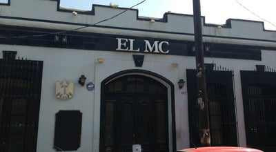 Photo of Pub EL MC at Diego De Montemayor 843 Sur, Monterrey 64000, Mexico
