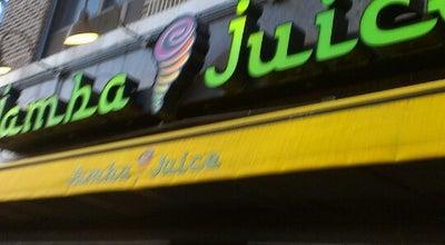 Photo of Juice Bar Jamba Juice at 2800 N Clark St, Chicago, IL 60657, United States