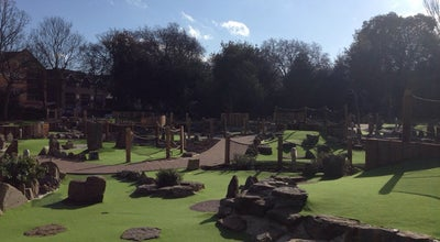 Photo of Mini Golf Putt In The Park at Wandsworth Park, Wandsworth SW18 1PP, United Kingdom
