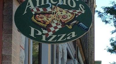 Photo of Pizza Place Aniello's Pizzeria at 68 E Market St, Corning, NY 14830, United States