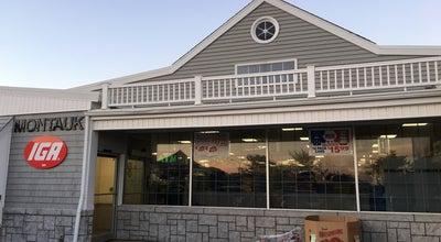 Photo of Supermarket IGA Supermarket at 654 Montauk Hwy, Montauk, NY 11954, United States