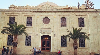 Photo of Church Άγιος Τίτος (Saint Titos) at 25ης Αυγούστου 37, Heraklion 712 02, Greece