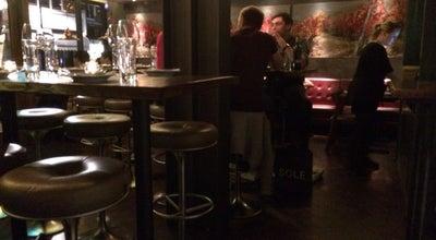 Photo of Mediterranean Restaurant Ember Yard at 60 Berwick Street, London W1F 8SU, United Kingdom