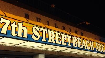 Photo of Arcade 7th Street Beach Arcade at 654 Boardwalk, Ocean City, NJ 08226, United States