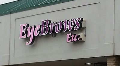 Photo of Nail Salon Eyebrows, Etc. at Southfield, MI 48076, United States
