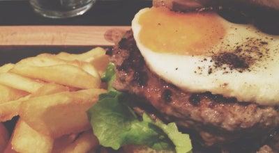 Photo of Burger Joint Bourmet at Via Bruxelles 14, Pesaro 61121, Italy