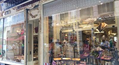 Photo of Dessert Shop Maison Auer at 7 Rue Saint-françois De Paule, Nice 06300, France
