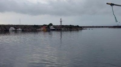 Photo of Harbor / Marina Kumyalı Limanı at Giresun, Turkey