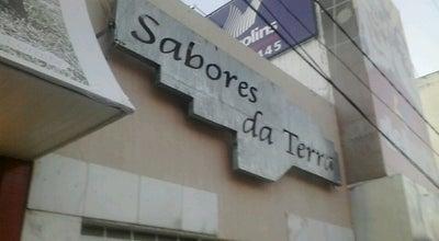Photo of Brazilian Restaurant Sabores Da Terra at Jequié, Brazil