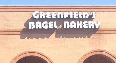 Photo of Bagel Shop Greenfield's Bagels & Deli at 101 Verdae Blvd, Greenville, SC 29607, United States