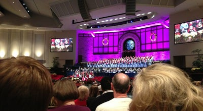 Photo of Church Crossings Community Church at 14600 N Portland Ave, Oklahoma City, OK 73134, United States