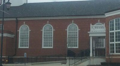 Photo of Church First Presbyterian Church of Wheaton at 715 N Carlton Ave, Wheaton, IL 60187, United States