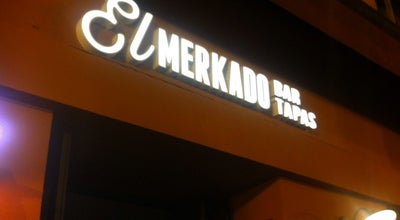 Photo of Tapas Restaurant El Merkado at 12 Rue Saint-françois De Paule, Nice 06300, France