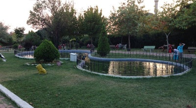Photo of Park Rasim Ergene Parkı (Tavşanlı Park) at Keşan, Edirne, Turkey