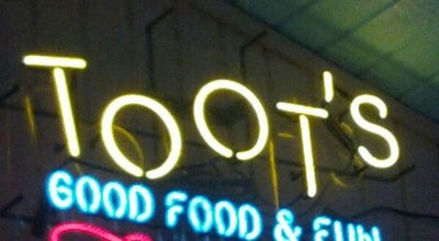 Photo of American Restaurant Toot's Good Food & Fun at 860 Nw Broad St., Murfreesboro, TN 37129, United States