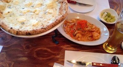 Photo of Italian Restaurant Giani's Napoli Pizzeria at 연수구 아트센터대로 87, Incheon, South Korea