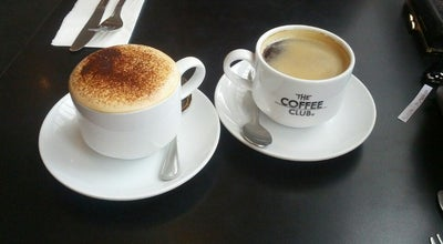 Photo of Coffee Shop The Coffee Club at Jungceylon, Kathu 83150, Thailand
