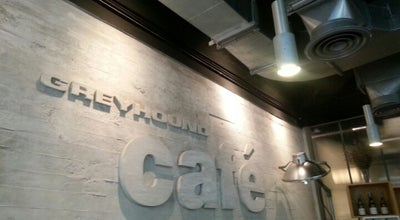 Photo of Cafe Greyhound Café (เกรฮาวด์ คาเฟ่) at J Avenue, Vadhana 10110, Thailand