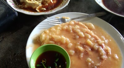 Photo of Breakfast Spot Bubur Ayam+SumSum 26 Ilir at 26 Ilir (depan Patung Ikan Belida), Palembang, Indonesia