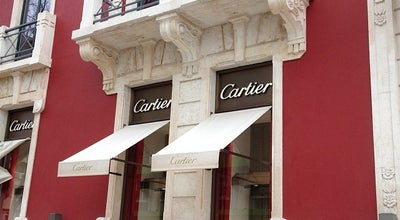 Photo of Jewelry Store Cartier at Portugal