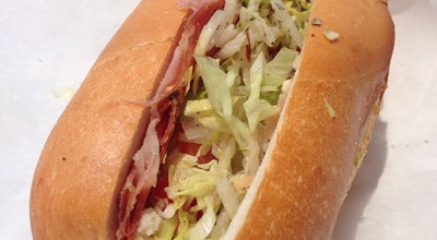 Photo of Sandwich Place Riccis Hoagies at 1165 S 11th St, Philadelphia, PA 19147, United States
