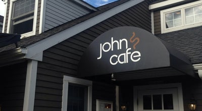 Photo of Mediterranean Restaurant John's Cafe at 693 Main Street South, Woodbury, CT 06798, United States
