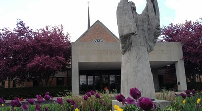 Photo of Church St Thomas the Apostle Catholic Church at 1500 Brookdale Rd, Naperville, IL 60563, United States
