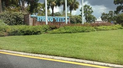 Photo of Monument / Landmark Spring Hill Fountain at 1520 Pinehurst Dr, Spring Hill, FL 34606, United States