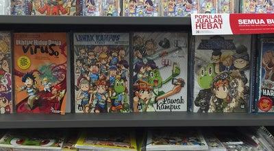 Photo of Bookstore Popular Bookstore at Aeon Mall, Shah Alam, Malaysia