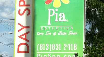 Photo of Spa Pia Esthetics Day Spa at 3210 W Bay To Bay Blvd, Tampa, FL 33629, United States