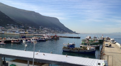 Photo of Harbor / Marina Kalk Bay Harbour at Main Rd, Kalk Bay, South Africa
