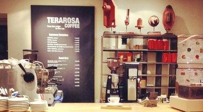 Photo of Coffee Shop TERAROSA at 해운대구 마린시티 2로 38, 부산광역시, South Korea