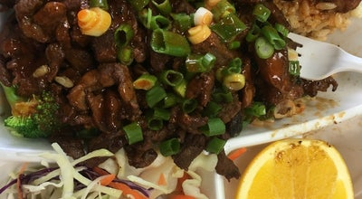 Photo of Asian Restaurant The Flame Broiler at 1297 E Ontario Ave, Corona, CA 92881, United States