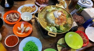 Photo of BBQ Joint ถุงทองหมูกะทะ บุฟเฟ่ต์ at Sattahip, Thailand