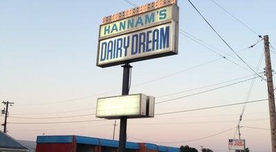 Photo of Ice Cream Shop Hannam's Dairy Dream at 310 E Linn St, Canton, IL 61520, United States