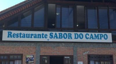 Photo of Brazilian Restaurant restaurante sabor do campo at Rua Xv De Novembro, Pomerode, Brazil