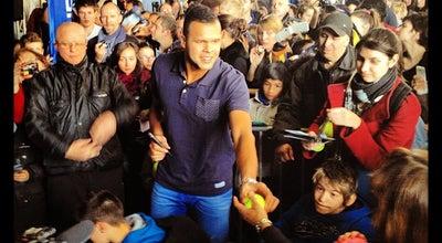 Photo of Tennis Court Open 13 at Palais Des Sports, Marseille 13008, France