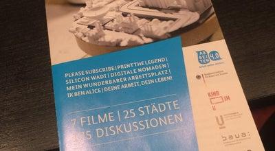 Photo of Indie Movie Theater Kino im U at Leonie-reygers-terrasse, Dortmund 44137, Germany