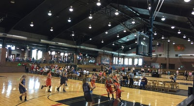 Photo of Basketball Court Fieldhouse at Dickinson Ave, Ames, IA, United States