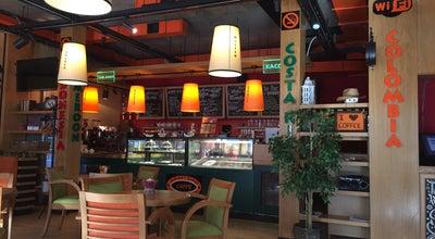 Photo of Coffee Shop Mambocino ☕️ at Чернышевского 16, Казань, Russia