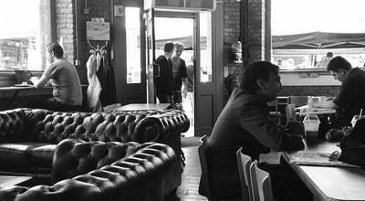 Photo of Coffee Shop Fix Coffee at 161 Whitecross St, Clerkenwell EC1Y 8JL, United Kingdom