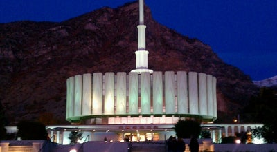 Photo of Temple Provo Utah Temple at 2200 Temple Hill Dr, Provo, UT 84604, United States