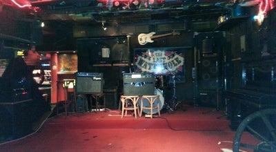 Photo of Rock Club The Waterhole at Korte Leidsedwarsstraat 49b, Amsterdam 1017 PW, Netherlands