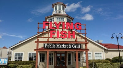 Photo of Seafood Restaurant Flying Fish Public Market And Grill at 4744 Highway 17 S, North Myrtle Beach, SC 29582, United States