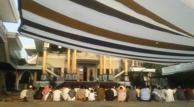 Photo of Mosque Masjid nurul aini at Tangerang, Indonesia