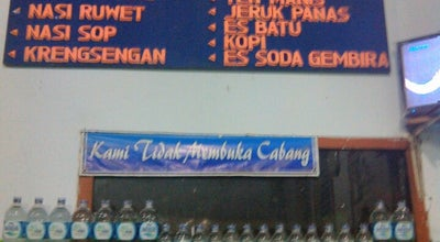 Photo of Ramen / Noodle House Warung Bakmi Jowo Pak Rudy at Sukomoro, Nganjuk, Indonesia