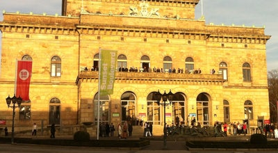 Photo of Movie Theater Staatstheater at Am Theater 1, Braunschweig 38100, Germany