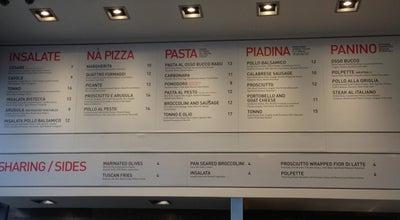 Photo of Italian Restaurant VIA CIBO   italian streetfood at 808 York Mills Rd,, Toronto, ON M3B 1X8, Canada